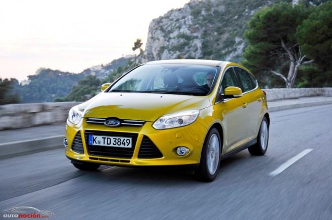 Ford Focus es el vehículo más vendido del mundo y el Fiesta el más vendido de su categoría