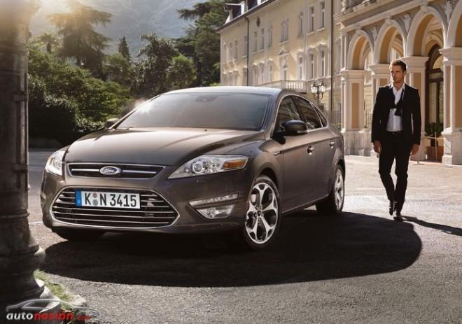 Mejores consumos para el nuevo Ford Mondeo 2013