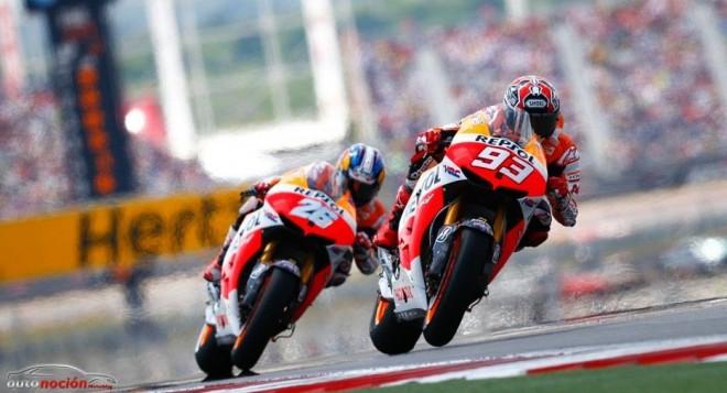 MotoGP: Márquez logra el récord de precocidad con su victoria en la máxima categoría en Austin