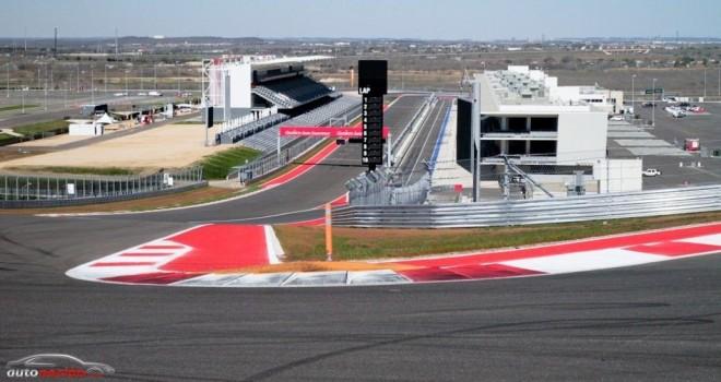 COTA se estrena como escenario de Grandes Premios
