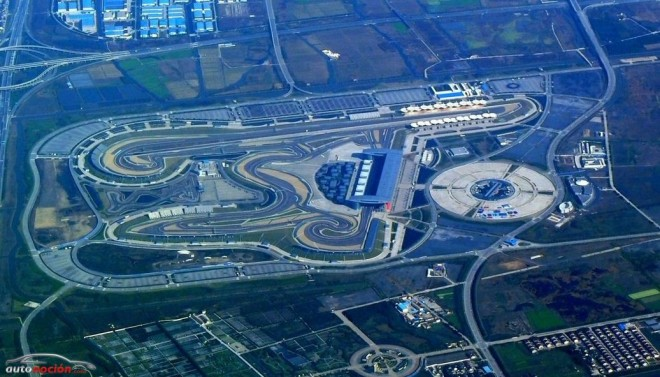 GP China: La Formula 1 llega a Shanghai este fin de semana
