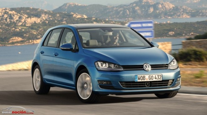 """Nuevo Golf """"World Car del año 2013"""""""
