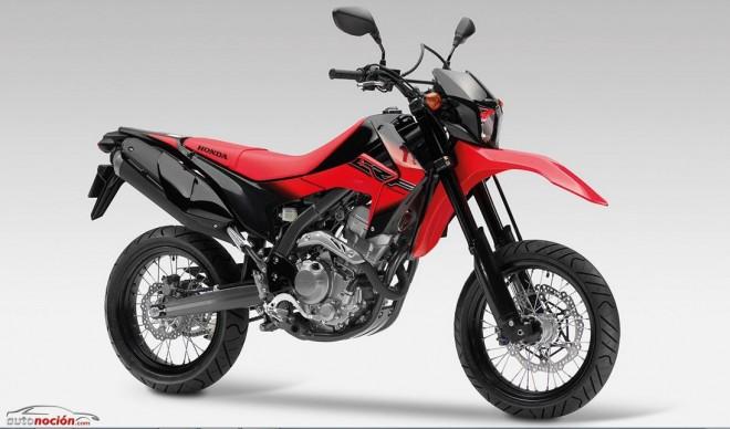 Honda anuncia el lanzamiento de la nueva CRF250M