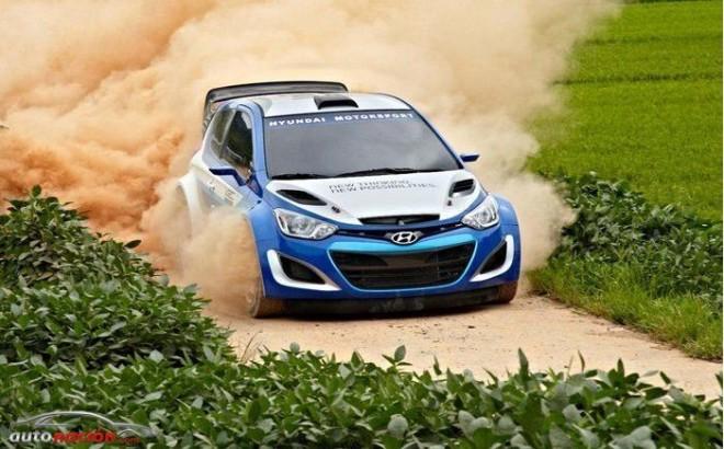 Hyundai refuerza su equipo para el WRC 2014