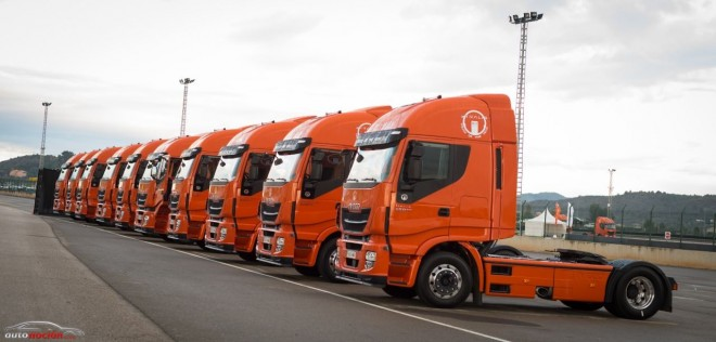 Iveco vuelve a liderar el mercado español