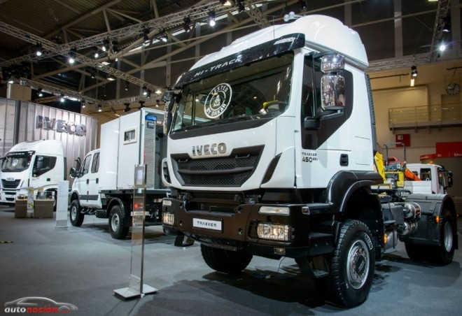 Iveco en el Salón Internacional Bauma de Múnich