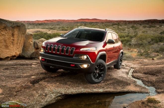 Las nuevas promociones de Jeep para abril