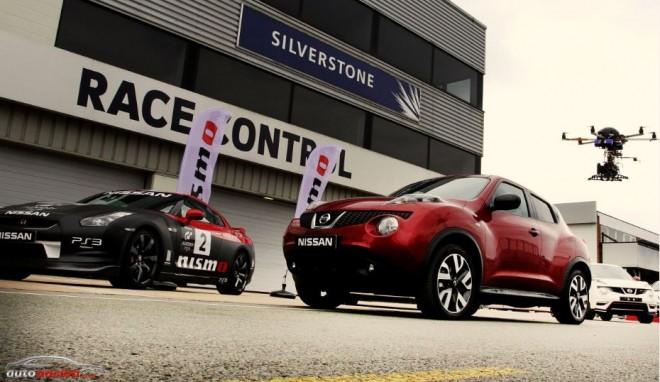 Nissan te invita a diseñar un Juke de carreras a través de las redes sociales