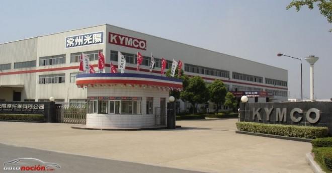 KYMCO registra los mejores resultados de su historia en 2012
