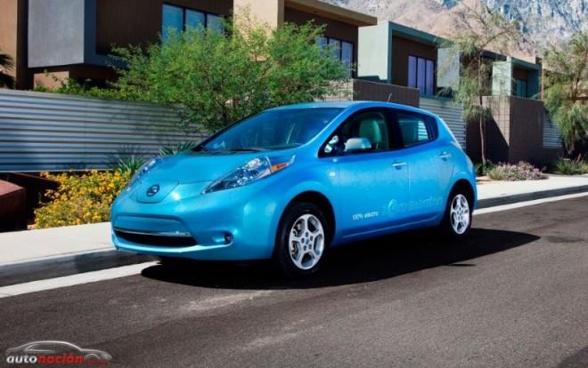 Nissan lanza el Plan Nissan-E para facilitar la compra del LEAF