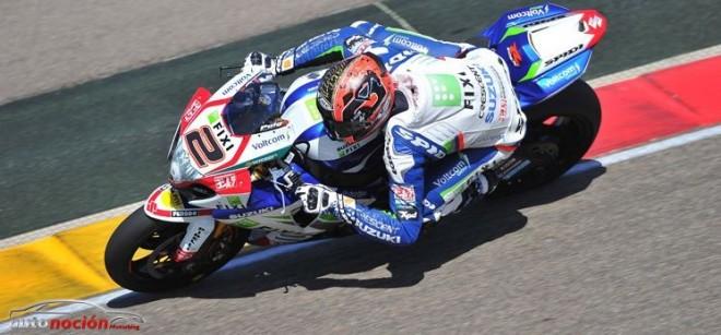 Leon Camier podría volver en el GP de Assen