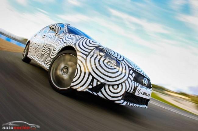 Lexus realiza jornadas de test en el Circuito de Jerez
