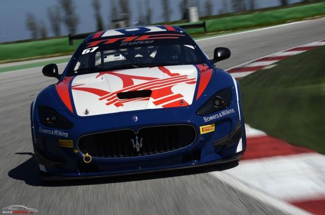 Temporada 2013 Maserati Trofeo MC World Series se inicia en el Paul Ricard