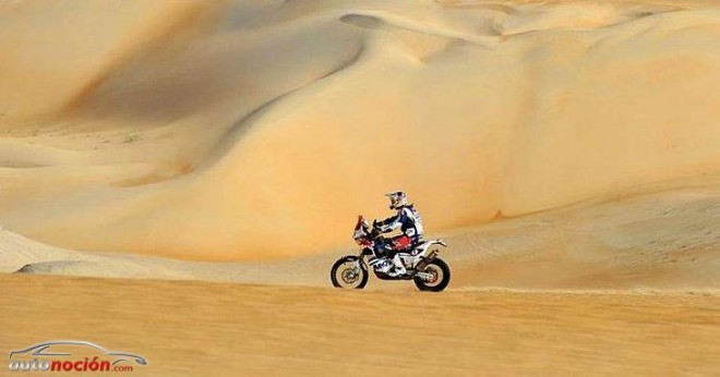 Marc Coma da comienzo a su temporada 2013 con la Desert Challenge