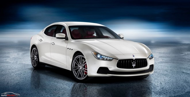 Maserati nos muestra el Ghibli y explora el mercado de los diésel