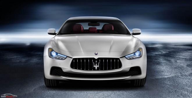 El nuevo Maserati Ghibli se estrena en Shanghai con un novedoso motor diésel de 275 cv