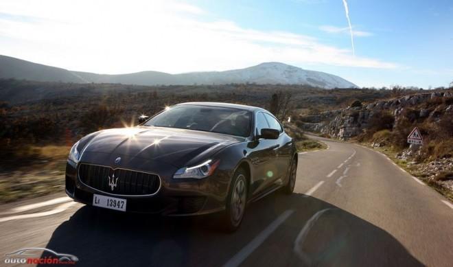 Maserati incrementa la entrega de vehículos en un 2% durante 2012