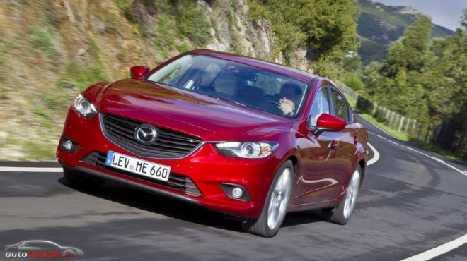 Mazda crece y pronostica un crecimiento considerable en el próximo año
