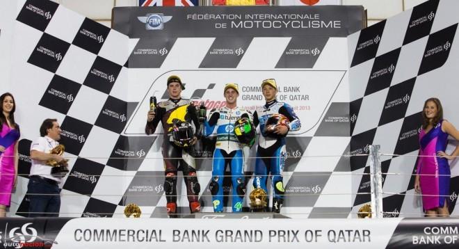 Moto2: Pol Espargaró gana el duelo a Redding y vence en Losail