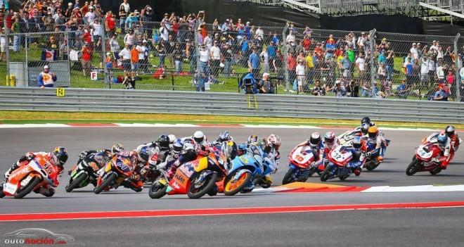 La Armada española llega a Jerez al mando de Moto3