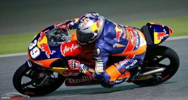Moto3: Primera pole de su carrera para Salom en Qatar