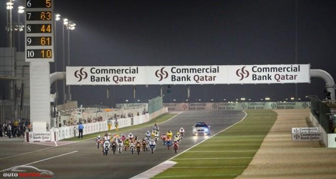 El primer asalto de Moto3 empieza en Qatar