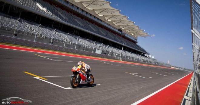 El espectáculo de MotoGP continúa en Austin