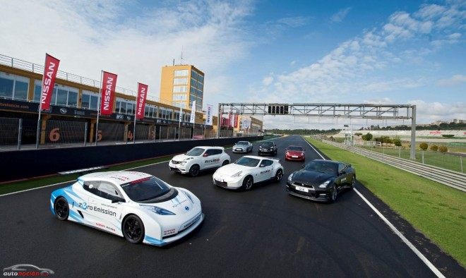 Nismo Sports Cars Event en el Circuito de Cheste