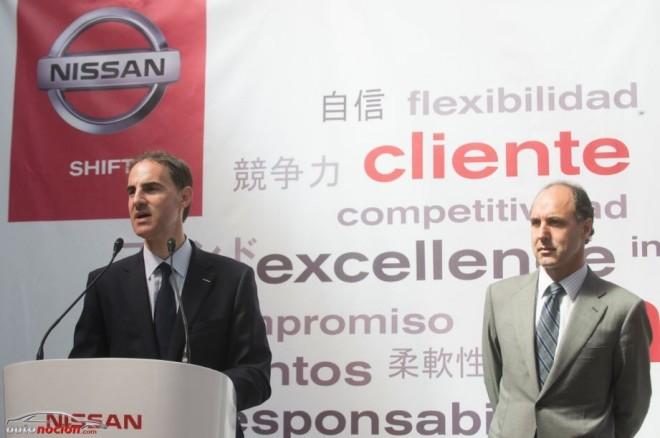 Nissan invertirá más de 10 millones en su planta de Cantabria en 2013