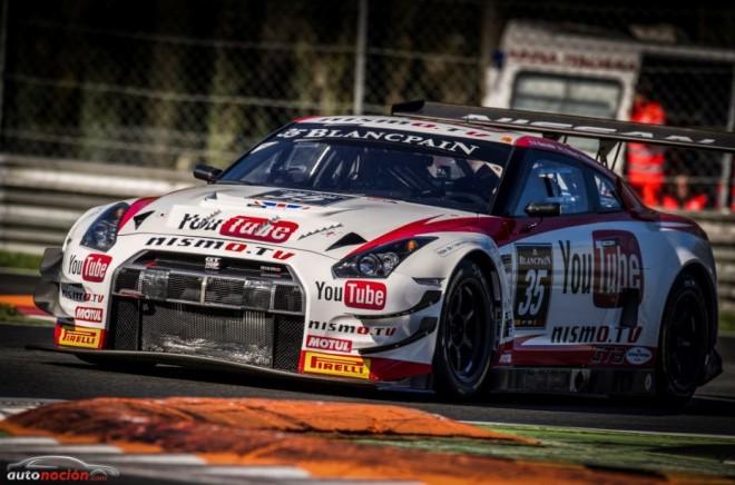 Nissan y Lucas Ordoñez a por la victoria en Bélgica