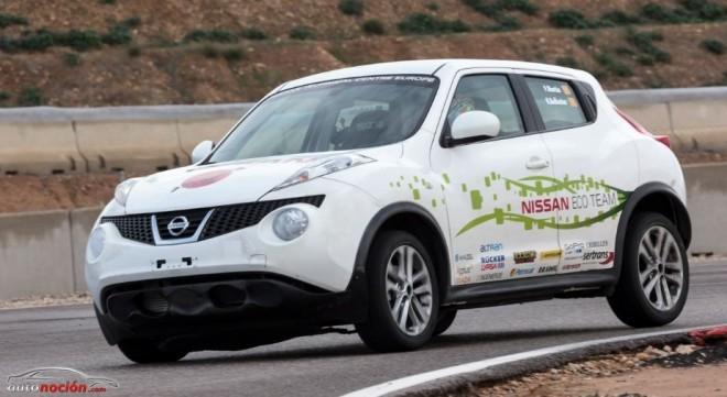 Nissan inicia la nueva temporada de las ECOSeries
