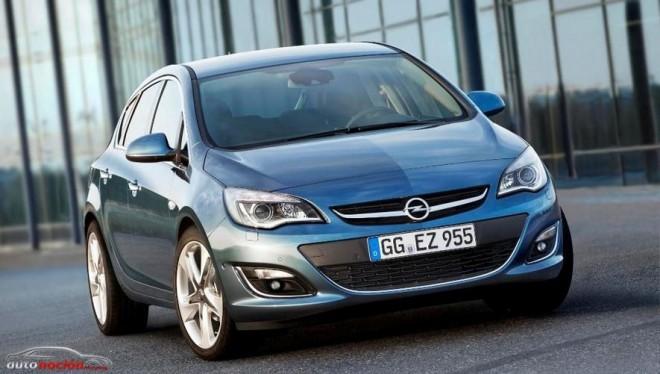 """Opel lanza la nueva versión Astra """"Techno"""" con más equipamiento"""