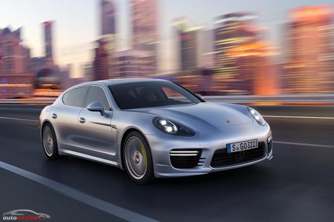 Porsche muestra al mundo la segunda generación de su Gran Turismo junto con el Panamera S E-Hybrid