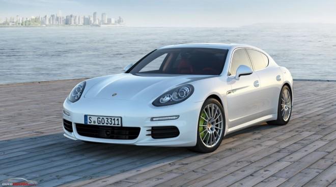 Porsche Panamera S E-Hybrid: El híbrido enchufable según Stuttgart