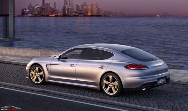 Más detalles del nuevo Porsche Panamera: Precios verdaderamente Premium