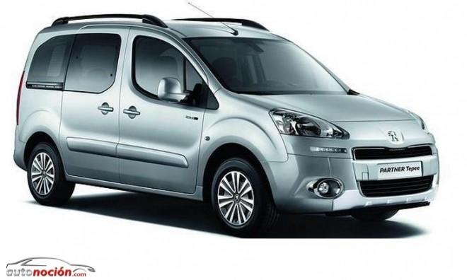 Peugeot lanza la nueva serie especial Bipper y Partner Tepee Style