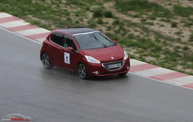 El Peugeot 208 vence en la categoría diésel de las Ecoseries
