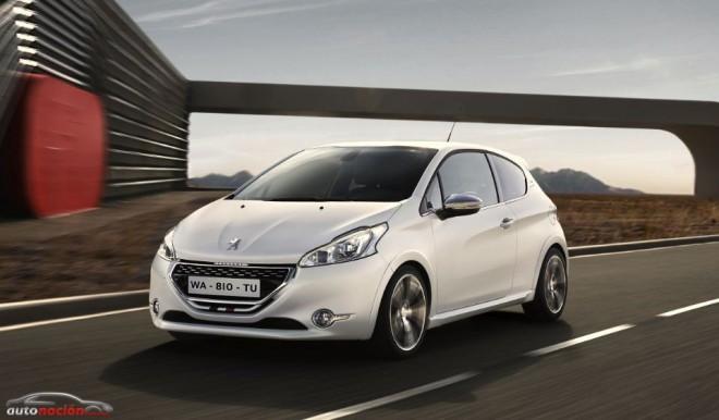 Peugeot lidera el mercado y el 208 su categoría