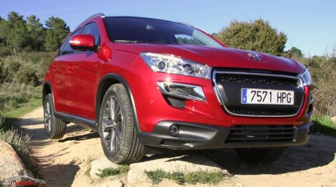 Prueba Peugeot 4008 1.8 HDi 150Cv 4×4: La versatilidad compacta hecha SUV