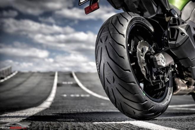El nuevo Pirelli Angel GT ya está listo para salir a la carretera