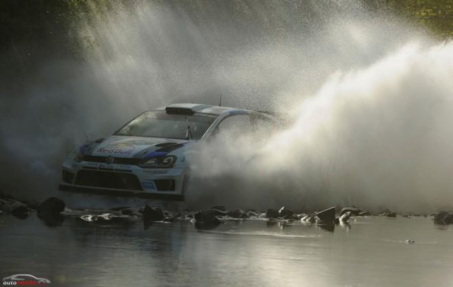 Volkswagen: Motivación al máximo antes del Rallye de Argentina