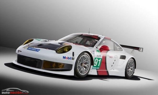 Porsche 911 RSR: el último GT de Porsche