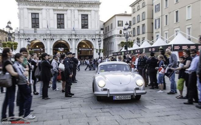 Hans-Joachim Stuck participará con un Porsche 356 en las Mille Miglia