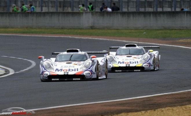 Porsche confirma sus primeros pilotos para el Campeonato del Mundo de Resistencia