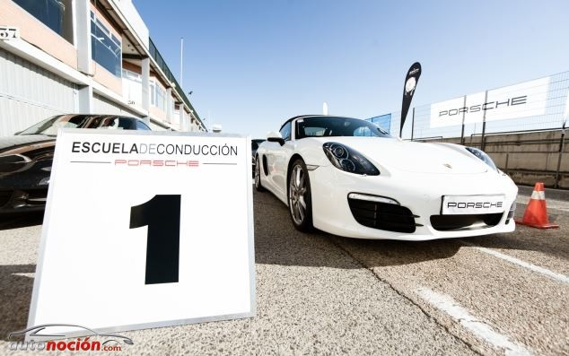 Porsche Sport Driving School España 2103