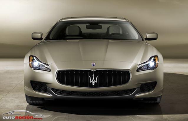 Maserati nos habla un poco más de Q4, su tracción integral