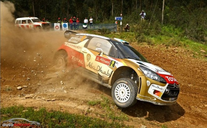 Rally Portugal Hirvonen
