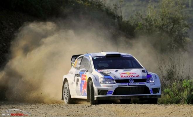 Rally de Portugal: Ogier gana su tercera prueba esta temporada