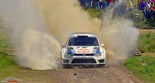 Rally de Portugal: Sordo abandona y los Volkswagen toman el mando