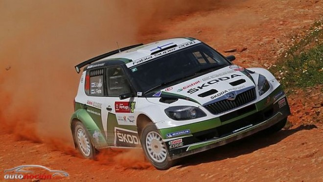 Rally de Portugal: Resumen WRC2